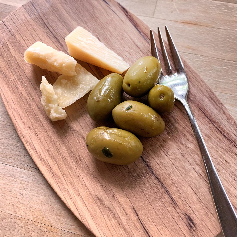 Snack Platter, 20 x 12 cm