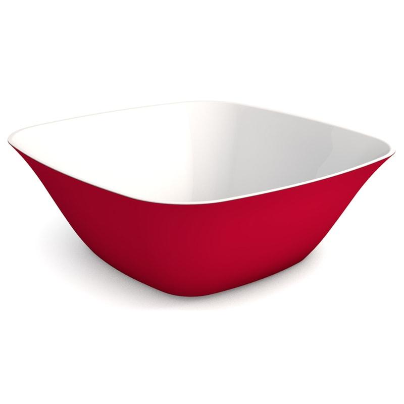 Bowl 2400 ml/84.5 oz, square
