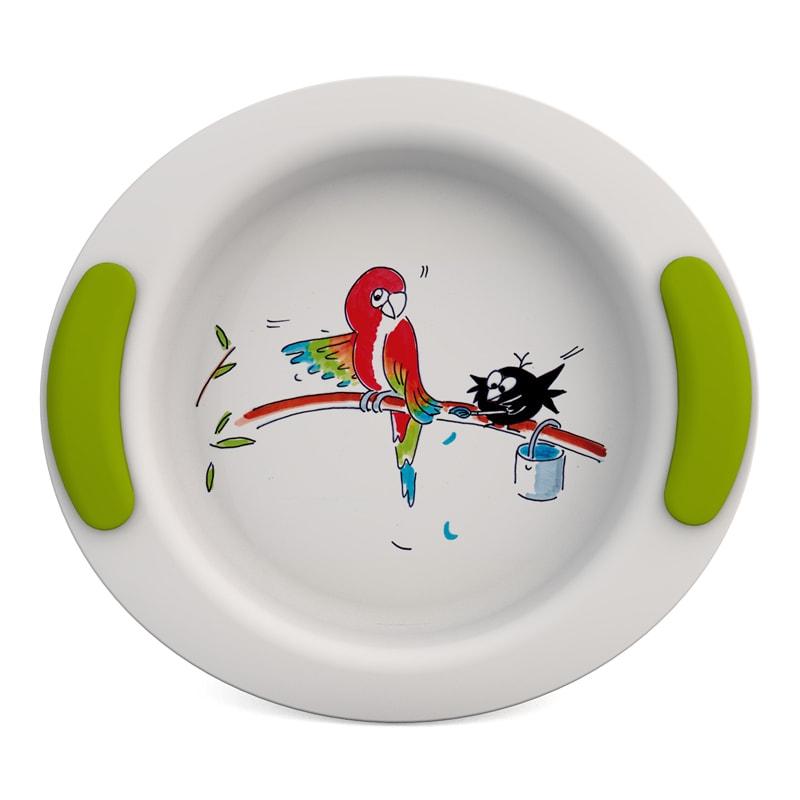 Children's Plate deep Ø 25 cm