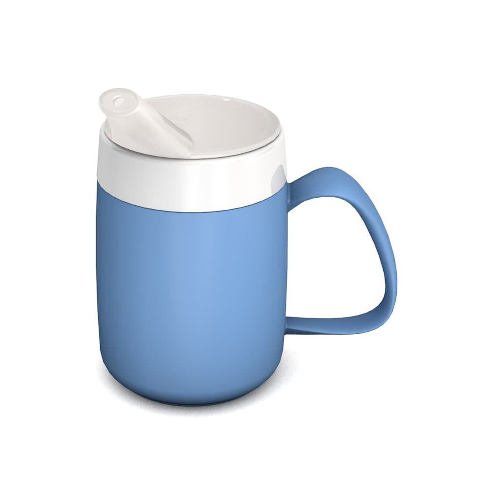 Mug with Internal Cone 140 ml/4.9 oz and Spouted Lid