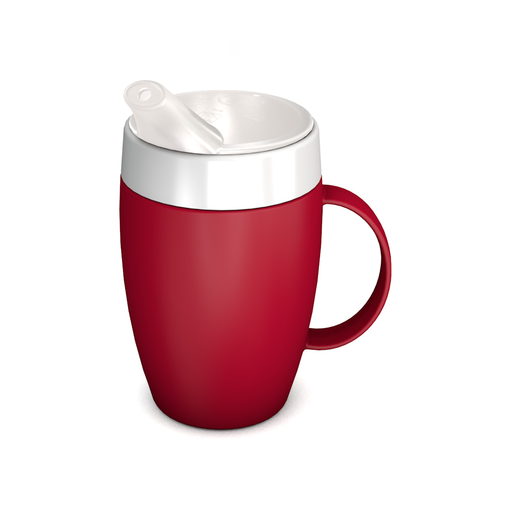 Mug with Internal Cone 140 ml/4.9 oz with Spouted Lid