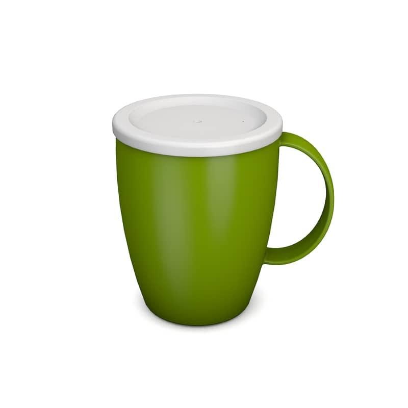 Mug 260 ml with lid Ø 79 mm
