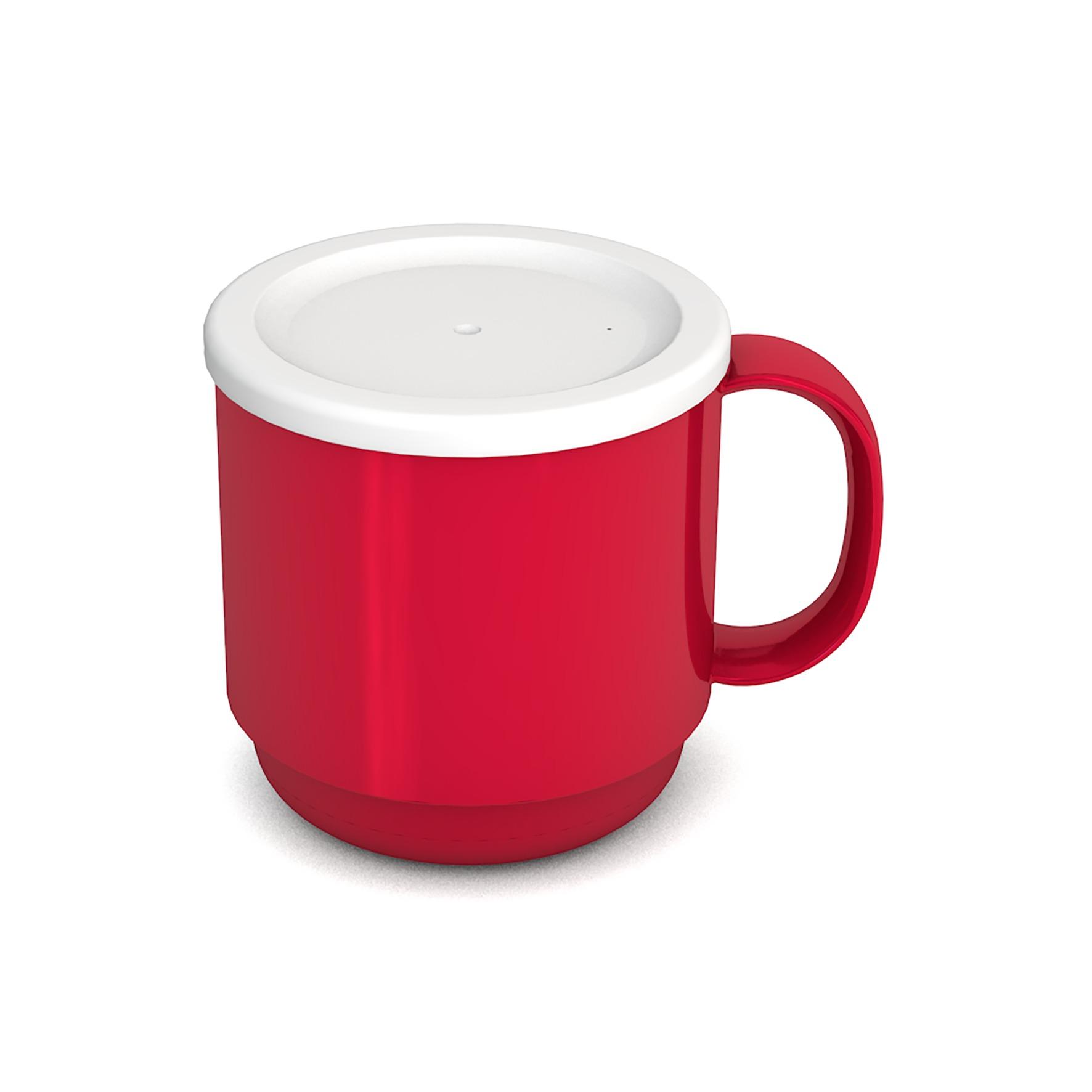 Small Mug with lid