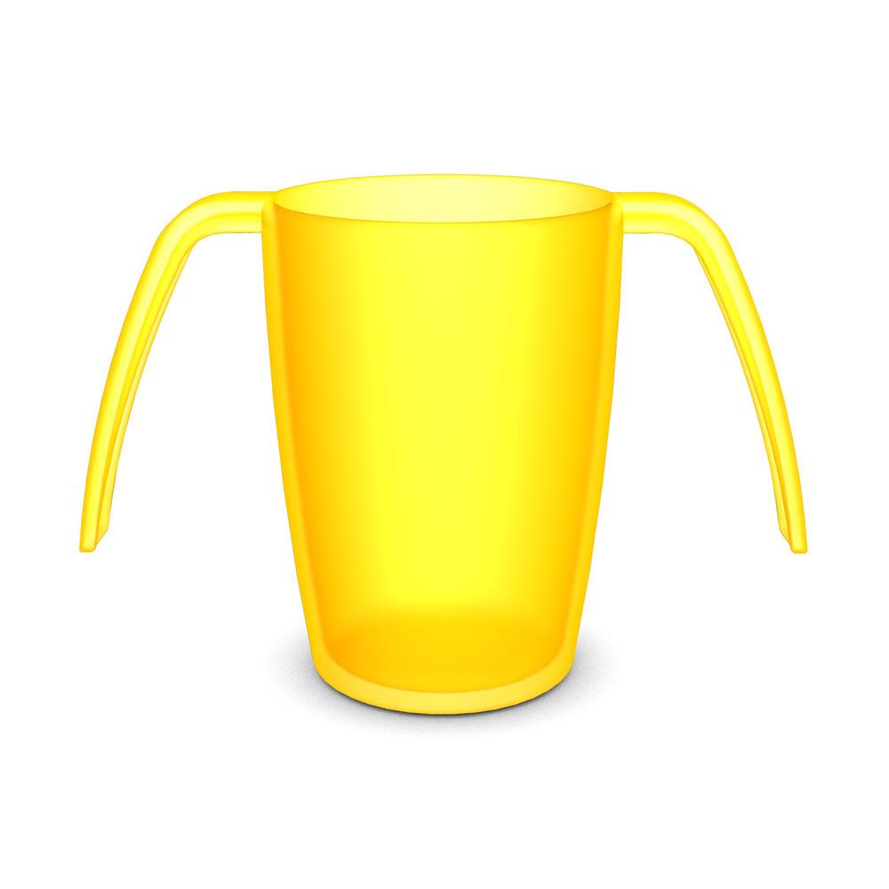 Two Handled Mug 220 ml/7.7 oz